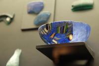ローマ人のガラスにほれぼれ、レッジョ・エミリア市立博物館・3 - カマクラ ときどき イタリア