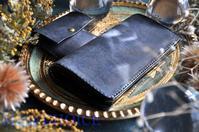 イタリアンレザー・プエブロ・長財布と小銭入れ・時を刻む革小物 - 時を刻む革小物 Many CHOICE~ 使い手と共に生きるタンニン鞣しの革