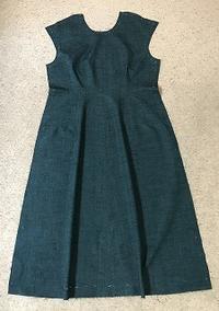 古結城紬縫い方2 - アトリエ A.Y. 洋裁教室