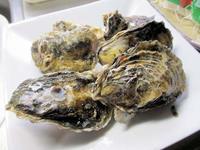 焼き牡蠣 - 楽しい わたしの食卓