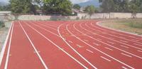 カラバー高校陸上部に潜入 - ジャマイカブログ Ricoのスケッチ・ダイアリ