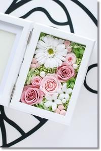 Wedding gift* フォトフレーム - Flower letters