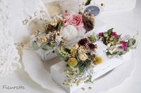 Fleuretteさんのお花のご紹介*第3弾♪&エプロン入荷! - Ange(アンジュ) - 小林市の雑貨屋 -
