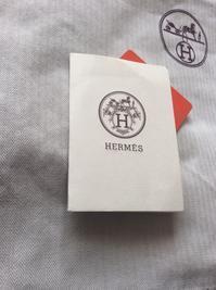 Hermes エルメスのバッグを作る?? - ダイアリー