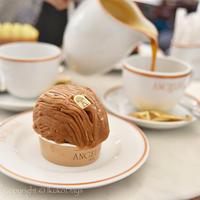 {Instagram}Paris旅行 ヴェルサイユ宮殿 見学後は 宮殿内のサロン・ド・テ『Angelina』でティータイム。 - IkukoDays