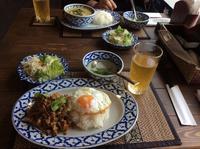Bangkok Cafe(バンコクカフェ) 浜松市街中 - Hawaiian LomiLomi ハワイのおうち 華(レフア)邸