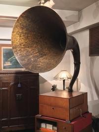 4月の蓄音器ミニコンサートのお知らせ - シェルマン 蓄音機blog