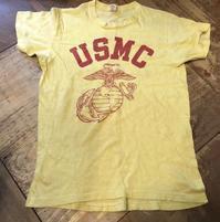 4月28日(土)入荷!70s HANES USMC Tシャツ! - ショウザンビル mecca BLOG!!