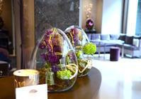 『パリ発季節の花便り』花時間web garden 連載始まりました!@マンダリンオリエンタル・パリ - keiko's paris journal <パリ通信 - KSL>