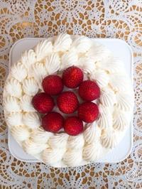 いちごショートケーキ - 東京都調布市菊野台の手作りお菓子工房 アトリエタルトタタン