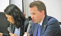 国際シンポ「選挙を変えれば暮らしが変わる」ノルウェー - FEM-NEWS