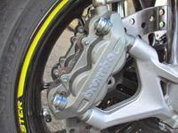 F田サン号 ブルターレ800ドラッグスターのパッド交換+α・・・(^^♪ - バイクパーツ買取・販売&バイクバッテリーのフロントロウ!