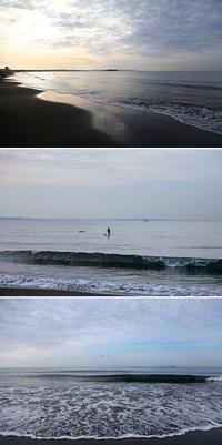 2018/04/27(FRI)今朝はウネリあるけど.........。 - SURF RESEARCH