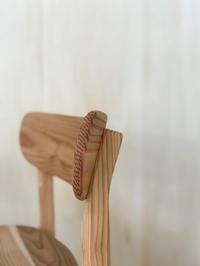 """椅子ができました - """"まちに出た、建築家たち。""""ーNPO法人家づくりの会"""