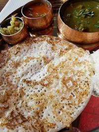 Bangera's Kitchen のかなり旨いランチ - 色、いろいろ