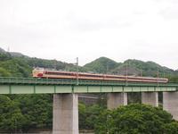 189系M51ラストラン、大月にて撮影 - 富士急行線に魅せられて…(更新休止中)