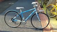 シェファードシティをアップライトにカスタム! - 大岡山の自転車屋TOMBOCYCLEのblog