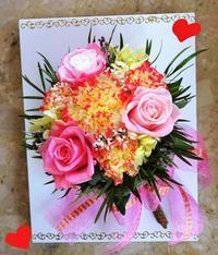 ♡花束を貴方に♡ - 軽井沢プリフラdiary