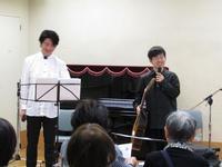 4月22日(日曜日)クラシックコンサート - NPO あおぞら