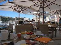 過去の海外旅行モナコホテルポールパラスの朝食 - ゆらりっぷ -yurari's trip-