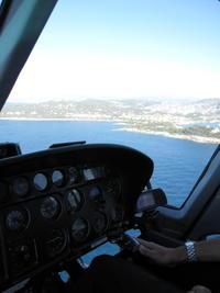 過去の海外旅行モナコ帰りはヘリで - ゆらりっぷ -yurari's trip-