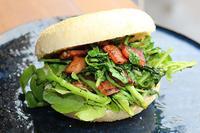 旬野菜のサンドイッチ - ナニナニ製菓 北海道西いぶり・カラダにやさしい焼菓子とパンの店
