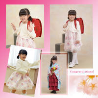 アイリちゃんの入学 - 中山写真館のブログです。