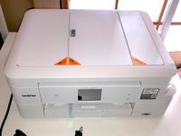 ブラザー PRIVIO DCP-J983N 設置 - Lucky★Dip666-Ⅲ