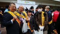渋谷888(はちみっつ)渋谷区クリーンキャンペーンに参加しました - チーム渋谷888(はちみっつ)8が付く日に渋谷8公でゴミは拾って~♪