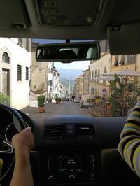 アンギアーリとサンセポルクロへ大人の遠足 - フィレンツェ田舎生活便り2