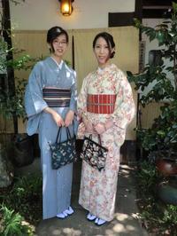 台湾から来られましたお嬢様たち。 - 京都嵐山 着物レンタル&着付け「遊月」