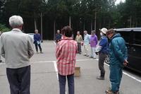GW・山開き前登山道整備を実施 - yukoの絵日記