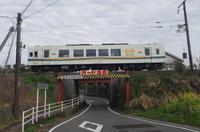 折口駅前 - リンデンバス ~バス停とその先に~