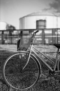 それなりにGWを満喫する放置自転車 - Film&Gasoline