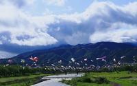 伊吹山がみえる風景 - 美は観る者の眼の中にある