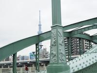 厩橋 - お寺や神社、古い町並み、鉄道、他色々の写真ブログ