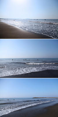 2018/04/29(SUN)ポカポカ陽気の海辺では........。 - SURF RESEARCH