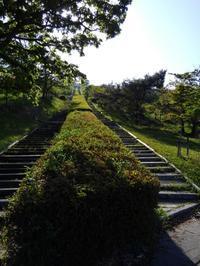 日本一の枕木階段~栗野岳レクリエーション村@鹿児島県湧水町 - 言えなかったあんなこと
