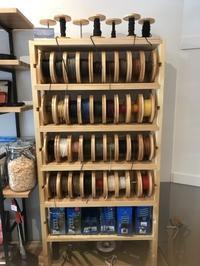 銀座店では扱ってない「オーダーシューレース」 - シューケアマイスター靴磨き工房 銀座三越店