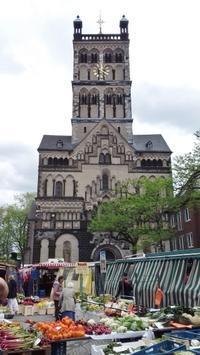 週末の大聖堂広場の市場でお買い物☆ - ドイツより、素敵なものに囲まれて②