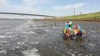 江戸川で潮干狩り - 役員から降格して見えてきたもの