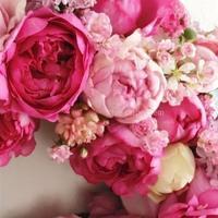 2019年にむけて 花時間さんバラカレンダーと12ヶ月の花カレンダーの撮影 - 一会 ウエディングの花