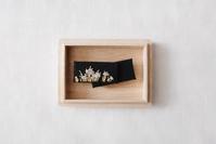 風薫る五月の燕子花帯留 - g's style day by day ー京都嵐山から、季節を楽しむ日々をお届けしますー
