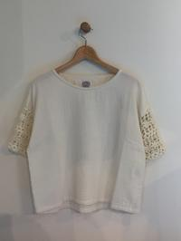 GAIJIN MADE / CROCHET LOOSE TOP - Safari ブログ