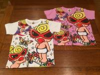 "HYSTERIC MINI""HYSTERIC MINIパネルプリントBABYTEE""【NO,18202376】 - LOB SHOP"