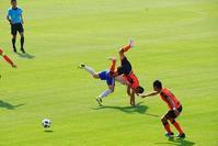 サッカー観戦れ - kogomiの気ままな一コマ