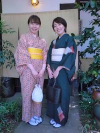レトロなお着物を探しておられて。 - 京都嵐山 着物レンタル&着付け「遊月」