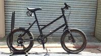 ライトウェイ「グレイシアSW」を、ちょろっとカスタム! - 大岡山の自転車屋TOMBOCYCLEのblog