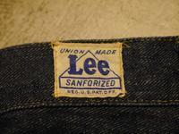"""~1940's """" Lee """" PAINTER PANTS!! - BAYSON BLOG"""