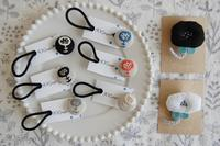 新しい作家さま「SOEjinjarさん」の刺繍ブローチ&ヘアゴムのご紹介* - Ange(アンジュ) - 小林市の雑貨屋 -
